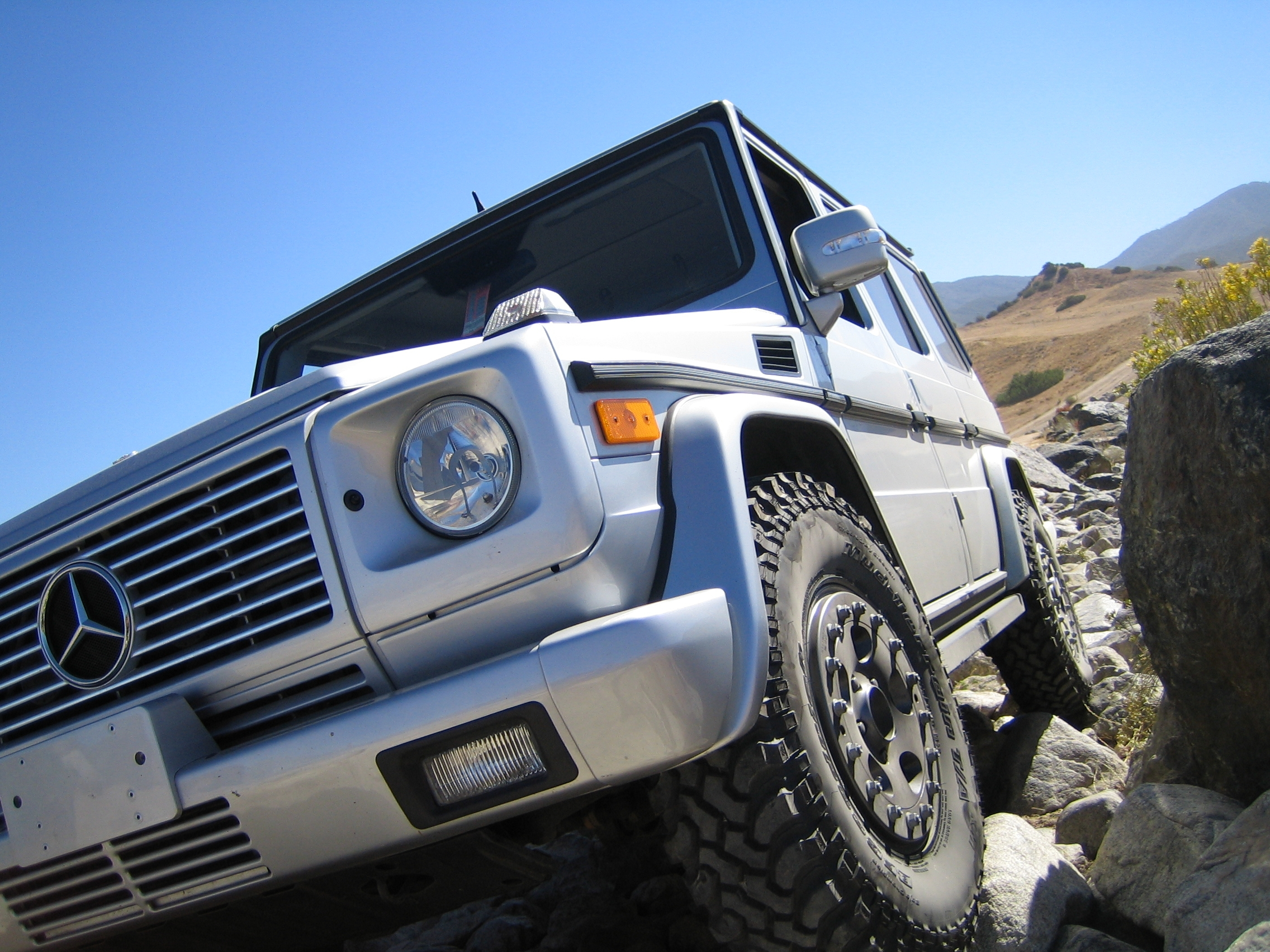 Mercedes G Class For Sale